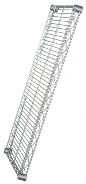 Wire shelf, 18x60
