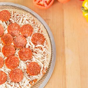 "14"" Pizza baking Screen Aluminum"