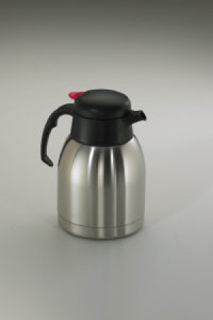 S/S Insulated Vacuum beverage server, 1.2 L