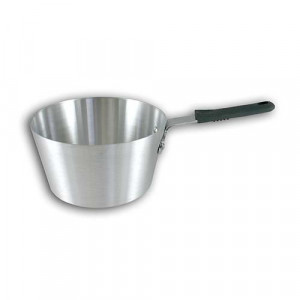 7 qt Aluminum Sauce Pan, Made in the USA