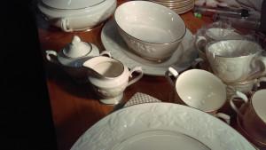 "Lenox Fruits of Life 10 7/8"" Dinner Plate"