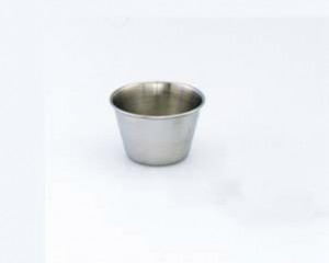 Sauce Cup, 2-1/2 oz. capacity, 1dz/box