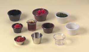 Sauce Cup, 1-1/2 oz. capacity s/s, 1dz/box