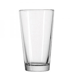 Mixing glass, 16 oz., 2dz/case, rim tempered