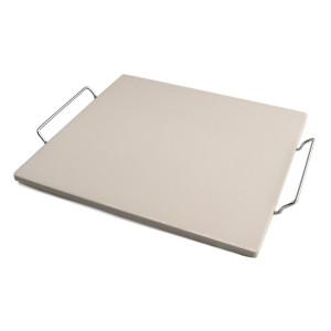 "15x14"" Pizza Stone, Dishwasher Safe, Ceramic"
