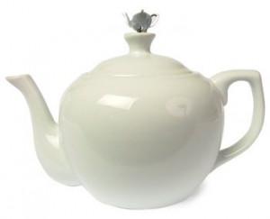 President's Teapot w/ infuser, 40 oz.