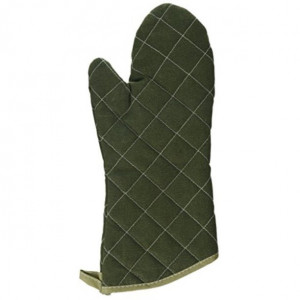 "13"" Flame Retardent Oven mitts protects to 400"