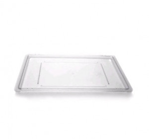 18x26 Food Storage Box lid cover, clear