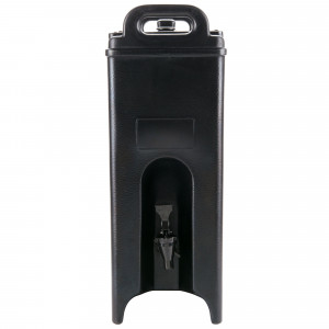 5 gallon insulated beverage dispenser, Black