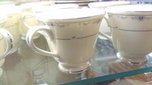 Lenox Carolina cup and saucer