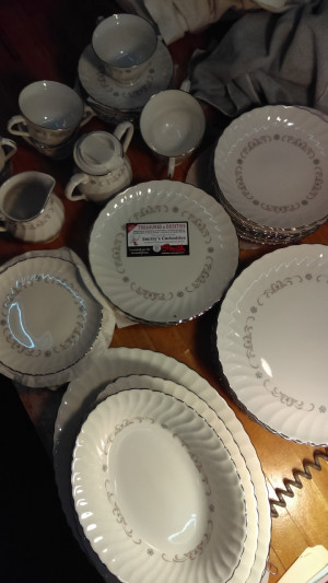 """Westminster 6.5"""" Dessert Plate"""