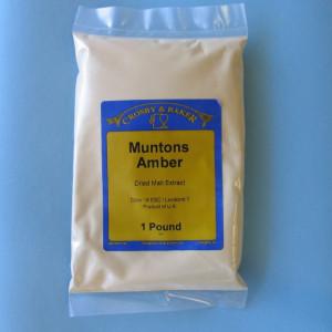 1# Muntons Amber DME