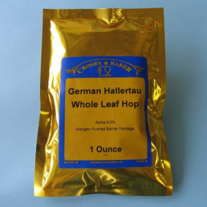 1 oz German Hallertau Hop Pellets