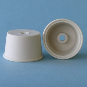 Drilled Stopper BV, Universal for carboy
