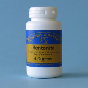 4 oz Bentonite