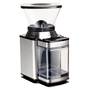 Automatic Burr Coffee Grinder- black