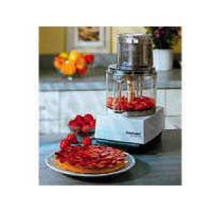 Food processor cover w/ large feed tube for DLC-8