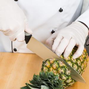 "8"" Cook's Chef knife, V-Lo"