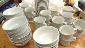 Heirloom Cup & Saucer