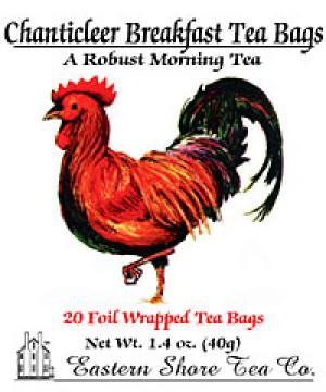 Chanticleer tea