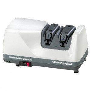 Electric Knife Sharpener Straight and Serrated