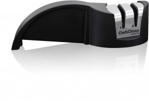 Knife sharpener, Hand held, 2 Stage