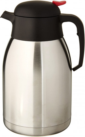 Thermal carafe, 2 liter, S/S liner & body