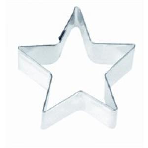 Mini star cookie cutter