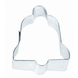 Mini bell cookie cutter