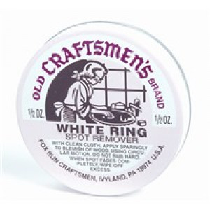 White ring spot remover, 1 oz