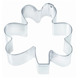 "3"" Shamrock cookie cutter"