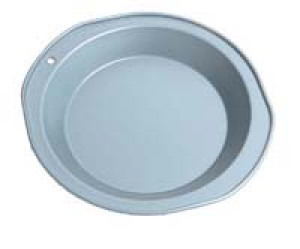 Pie pan, Nonstick, 9""