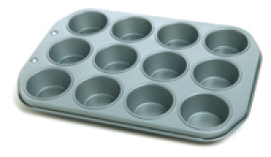 Muffin pan, 12 cup, Nonstick