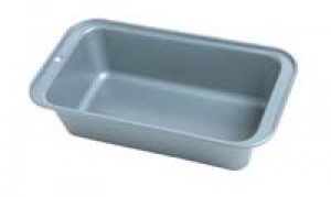 "Loaf pan, Nonstick, 8 1/2""x4 1/2"""