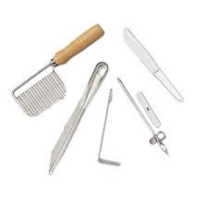 5-piece Garnishing set