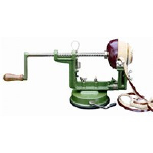 Apple peeler, slicer, & corer Suction base