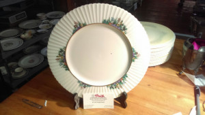 "Lenox Rutledge 10 7/8"" Dinner Plate"