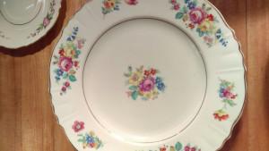 "Rosemoor 10"" Dinner Plate"