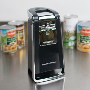 Smooth Touch Can Opener no sharp lid edges