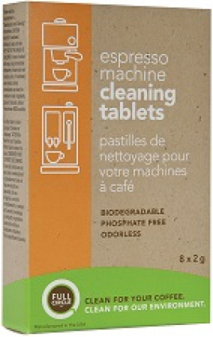 Coffee & espresso maker cleaner 8 tablets
