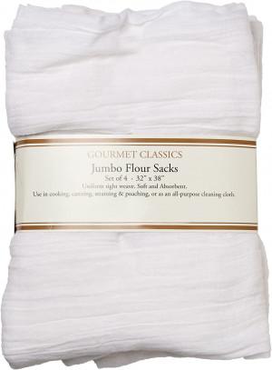 Flour sack towels, 4/set