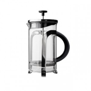 French Press, 34 oz, 8 cup, Chrome
