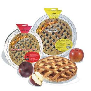 "Pie crust shield, 9"",Mrs. Anderson"