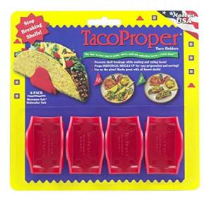 Taco Proper, plastic