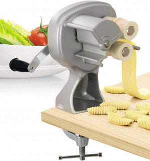 Cavatelli maker, counter mount