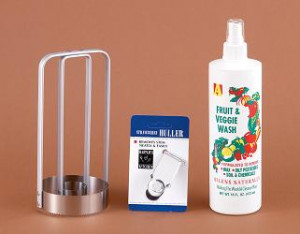 Pineapple cutter & corer s/s