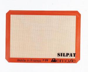 Silpat non-stick silicone baking mat, 1/2 sheet