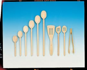 "Wooden spoon, 10"", Beechwood"