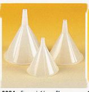 Funnel, Plastic, 8 oz