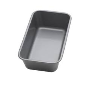 "Loaf pan, 9""x5"" non-stick"